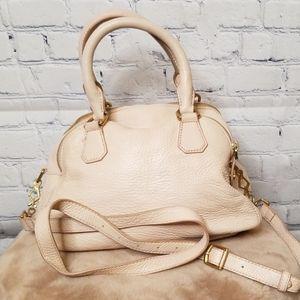 J.Crew leather crossbody bag
